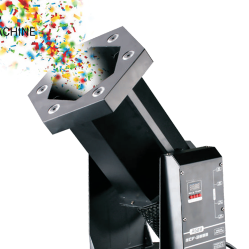 LED Confetti machine | MCF-2000,MC-150