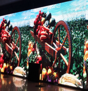 Diecasting Indoor Rental LED Display
