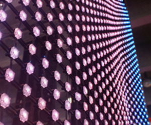 Flexible Mesh (MiDot-Single LED)