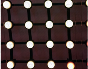 Flexible Mesh (S-Dot,R-Dot­-Multiple LEDs)
