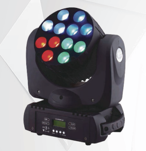 12*10w rgbw led beam moving head2
