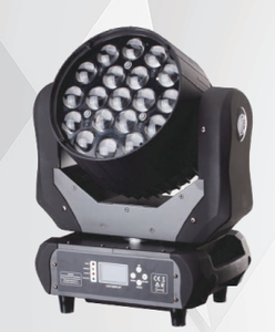 19pcs*10w 4 in 1 zoom led