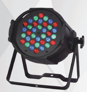 36*3w led ip20 par light