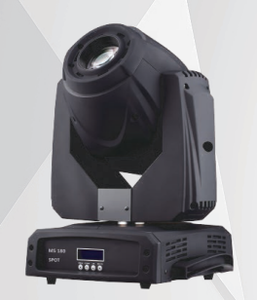 180w led spot moving head